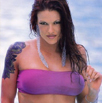 Lita Wardrobe Malfunction