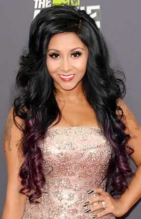 Snooki Wardrobe Malfunction