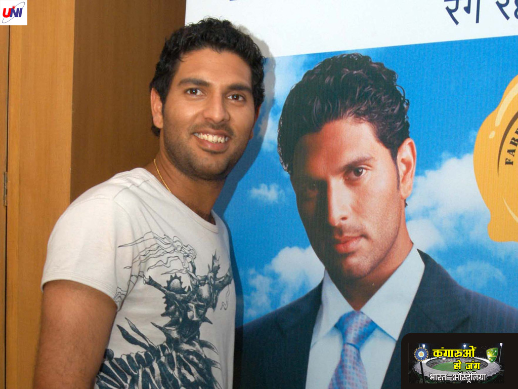 Wallpapers Of Yuvraj Singh